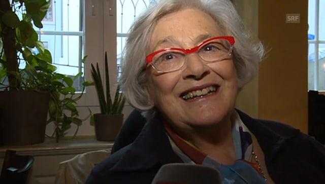 Elisabeth Schnell: Ihr letztes grosses Bühnen-Engagement - Unterhaltung - Schweizer Radio und Fernsehen - elisabeth_schnell_ihr_letztes_grosses_buehnen_engagement%401x