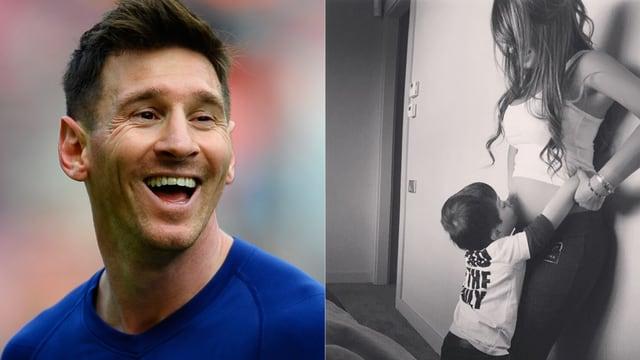 Lionel Messi im Papa-Glück: Baby Nummer 2 ist unterwegs - Unterhaltung - Schweizer Radio und Fernsehen - lionel_messi_im_papa_glueck_baby_nummer_2_ist_unterwegs%401x