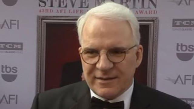 Steve Martin albert auf dem roten Teppich rum - Unterhaltung - Schweizer Radio und Fernsehen - steve_martin_albert_auf_dem_roten_teppich_rum%401x