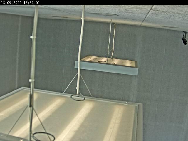 Hier sehen sie ein aktuelles Bild der Webcam Radio SRF Musikwelle – Kamera 1 Studio